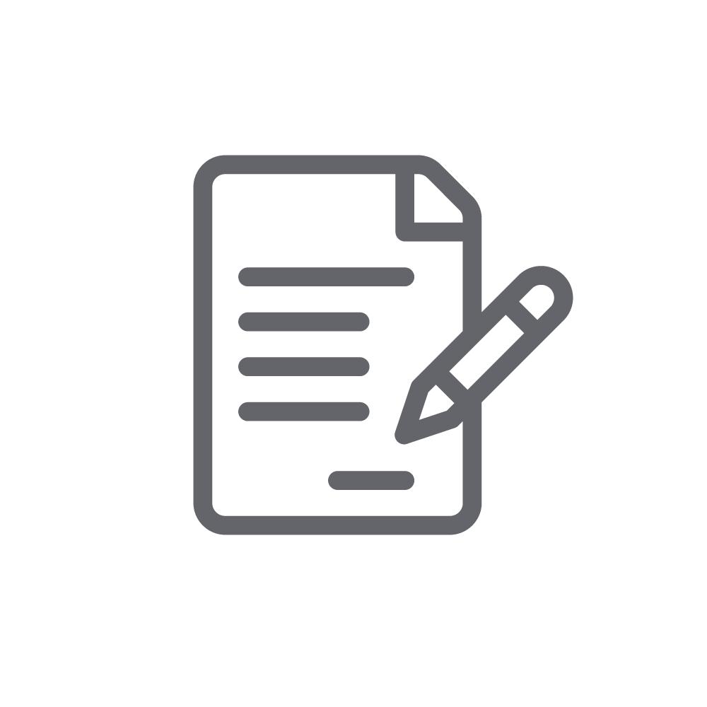 4. Icono Firma Escrituras